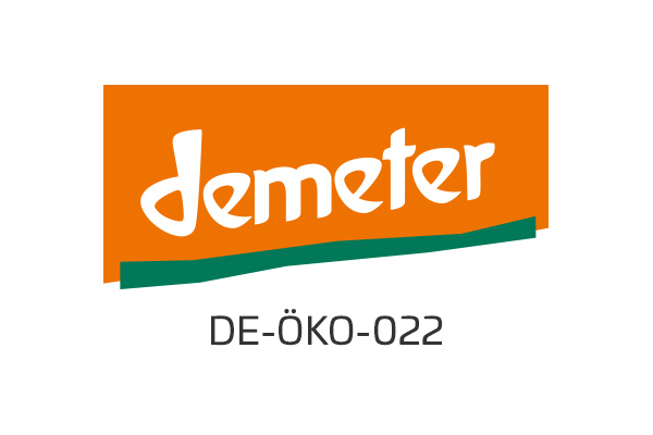 Logo Demeter DE-ÖKO-022
