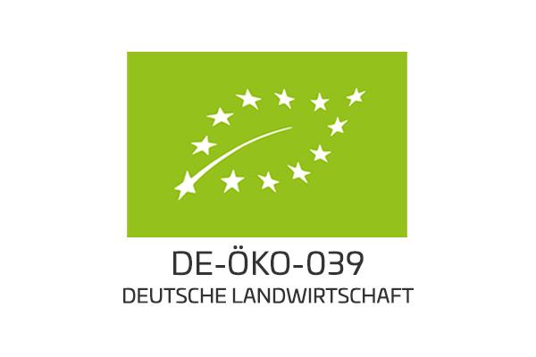 Logo EU BIO DE-ÖKO-039