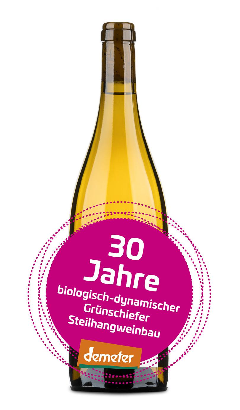 Jubiläums-Weisswein
