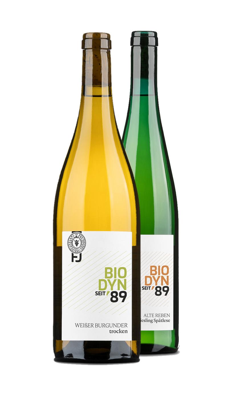 12er Paket Weißwein trocken