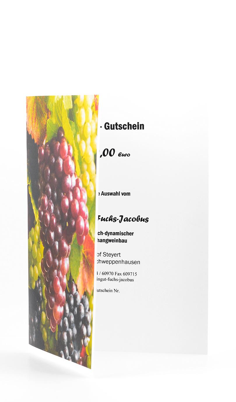 Genuss-Gutschein