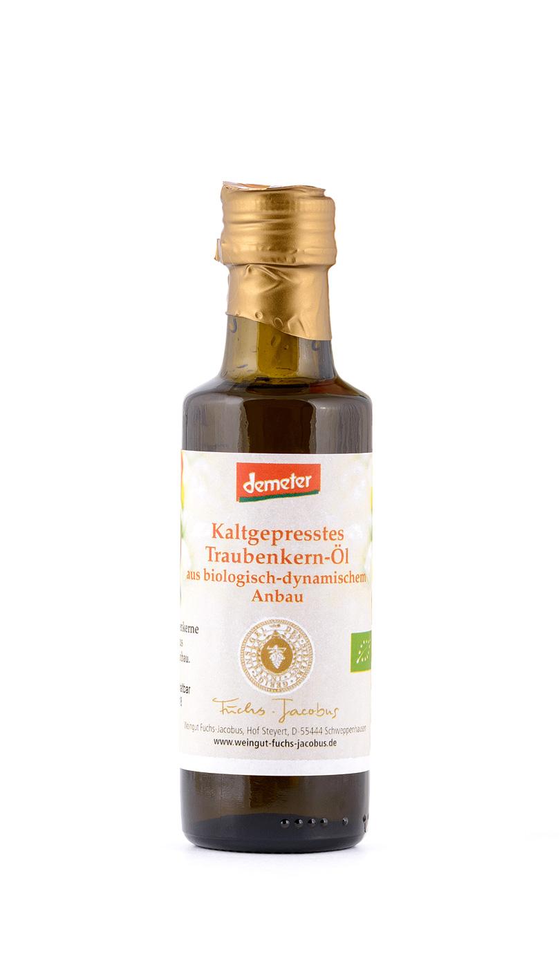 Traubenkern-Öl